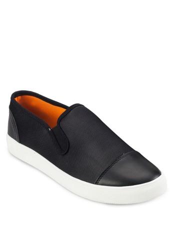 zalora 衣服評價帆布仿皮鞋頭懶人鞋, 鞋, 鞋