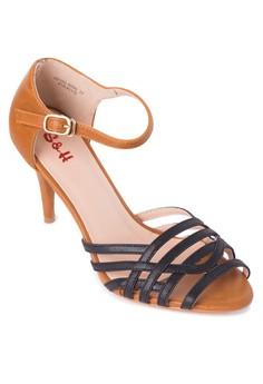 Paris Sandals Heels