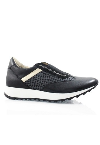 Rotelli black Sneakers RO968SH55XHOID_1