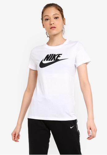 nike sportswear icon futura tee