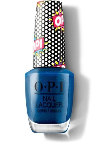 O.P.I blue NLP53 - NL - Bubbles - Bumpy Road Ahead 12061BE863E9F3GS_1