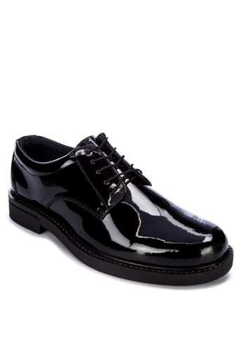 Itti black Guard Laced Up Formal Shoes CD4F5SHCBBFEA4GS_1