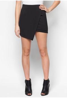 Overlapping Skirt