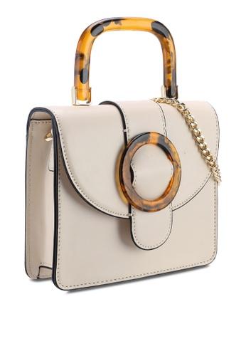 1190d9ac736c Buy TOPSHOP Capri Buckle Crossbody Bag Online on ZALORA Singapore