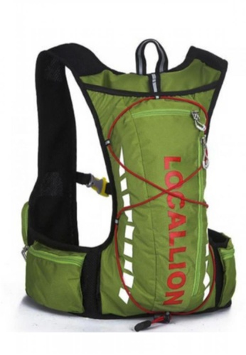 Fashion by Latest Gadget red and green Local Lion Outdoor Backpack Vest Bag FA499AC06TMBPH_1