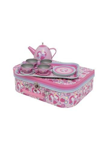 Tiger Tribe Vintage Tea Set - Unicorn. B93DDES043DAD6GS_1