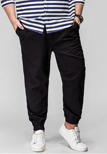 81582daaaae JSMIX black Plus Size Singapore-Men s Plus Size Casual Jogger Pants  3FCC1AA8F698DDGS 1