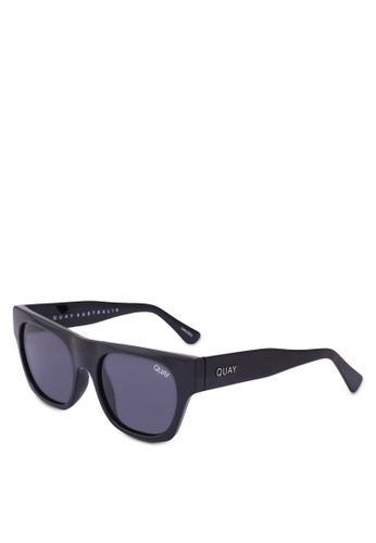 bc0bfa3173dec Shop Quay Australia Something Extra Sunglasses Online on ZALORA Philippines