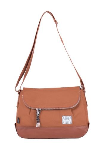 Caterpillar Bags & Travel Gear Essential Rebel Round Shoulder Bag CA540AC18FAFHK_1