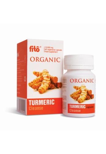 Pure & Well Fito Organic Turmeric 10000mg 40 capsules 4834AES527DE8CGS_1