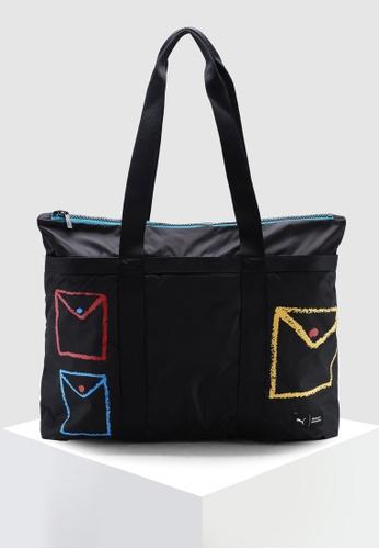 Puma Select black Puma X Bradley Theodore Tote Bag E1DE8ACC2271EAGS 1 8d690dbfda