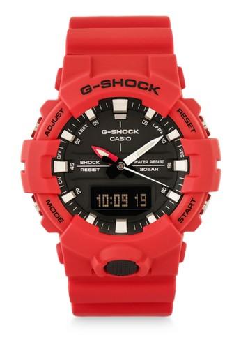 G-shock red G-shock Men GA-800-4ADR Red 86706ACB483FF2GS_1