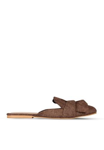 Vencedor brown Cara Sandal in Brown 2768FSH0664322GS_1