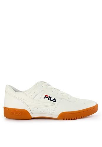 FILA white Original Fitness 53B34SH089F5D4GS_1