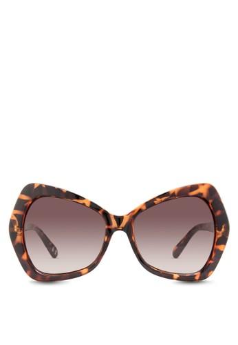 JP0074 大框造型太陽眼鏡, esprit分店飾品配件, 飾品配件