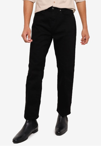 Springfield black Wash Skinny Jeans 42BD4AAD82DF9AGS_1