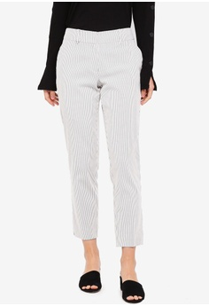e00f99fec23 Buy Dorothy Perkins Cropped Pants For Women Online on ZALORA Singapore