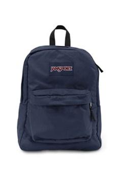 48baf119c Jansport blue Jansport Superbreak Backpack Navy - 25L 73F87ACED1B0BDGS_1
