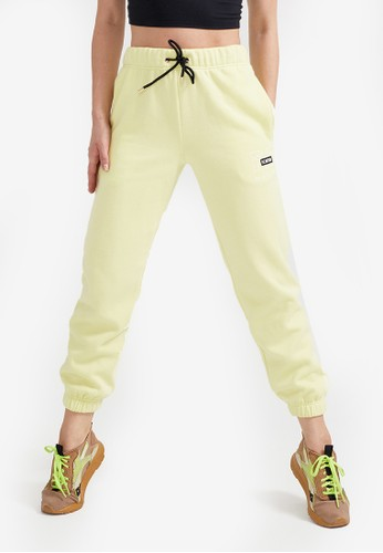 P.E Nation yellow Heads Up Track Pants F4D4BAA5FC9D7BGS_1