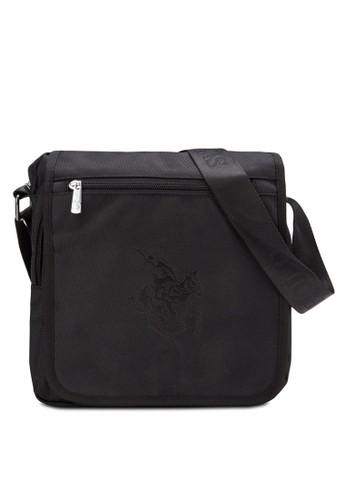 品牌esprit童裝門市設計暗紋斜背包, 包, 包