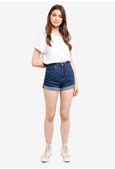 b841844146e07 23% OFF Factorie Mom Shorts S  39.95 NOW S  30.90 Sizes 6 8 10 12