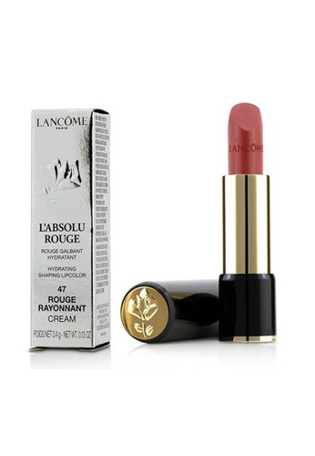Lancome LANCOME - L' Absolu Rouge Hydrating Shaping Lipcolor - # 47 Rouge Rayonnant (Cream) 3.4g/0.12oz 7A585BED688304GS_1