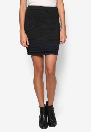 針織鉛筆裙、 服飾、 裙子MaxStudio針織鉛筆裙最新折價