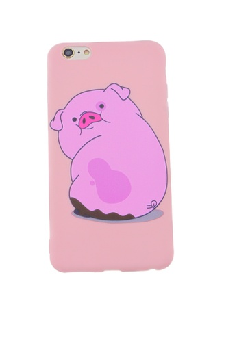 new style addb5 e1fa2 Pigs Soft Case for iPhone 6+/6s+