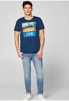 e728f4886 29% OFF ESPRIT Jersey Cotton T-Shirt RM 69.90 NOW RM 49.90 Sizes S M L XL  XXL