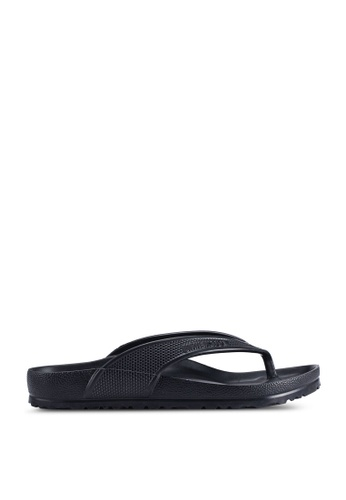 Birkenstock black Honolulu EVA Sandals 3F87DSHDDCC1B4GS_1