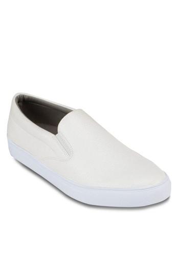 壓紋仿zalora 心得皮懶人鞋, 鞋, 懶人鞋