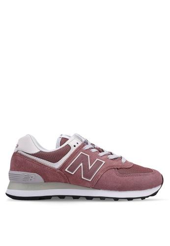 Buy New Balance 574 Lifestyle Shoes Online on ZALORA Singapore 84c94ad80cc