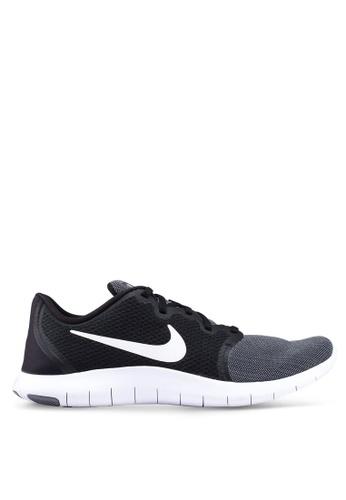 Nike black Nike Flex Contact 2 Shoes F22ACSHF75BEBCGS_1