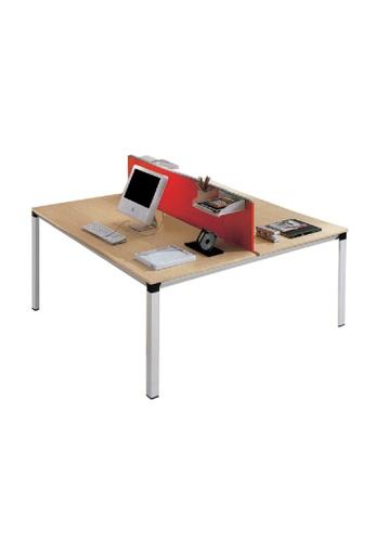 AMERCIS white Amercis Progue 1500L Office Table 73123HL78FCA1DGS_1
