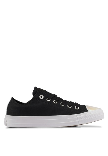 Converse black Chuck Taylor All Star Sneakers CO302SH0S969MY_1