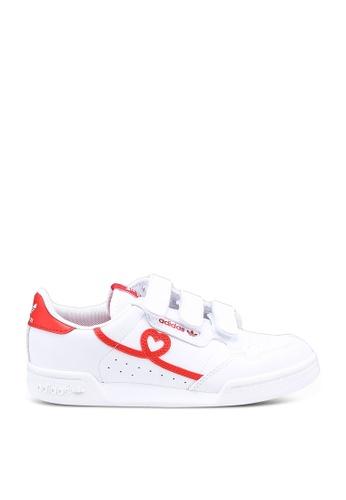 ADIDAS 白色 continental 80 cf c sneakers 3F446KS21F7E50GS_1