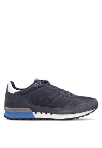 League navy Strive Men's Shoes LE683SH0S2NPMY_1