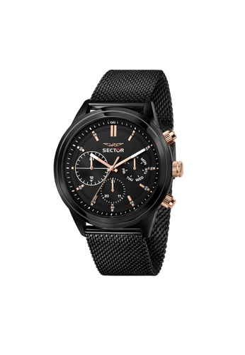 Sector black Sector 670 Black Metal Band Men's Watches R3253540002 09674AC23C4B01GS_1