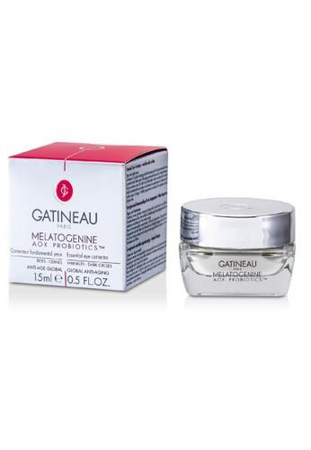 Gatineau GATINEAU - Melatogenine AOX Probiotics Essential Eye Corrector 15ml/0.5oz DADCABEE5B4437GS_1