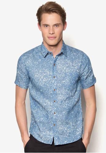 Gerard 短袖襯衫, 服飾esprit hk store, 襯衫