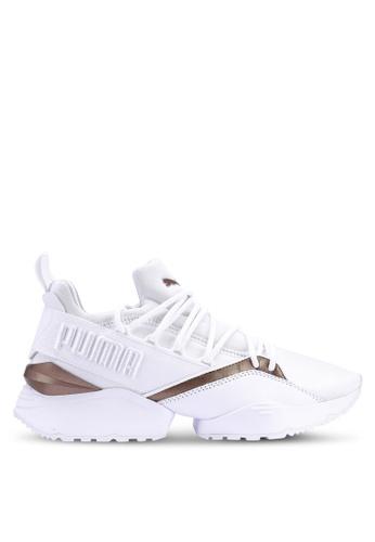 8ba264f871a ... denmark puma white sportstyle prime muse maia luxe womens shoes  27543sh45b4efags1 2b2aa 88112