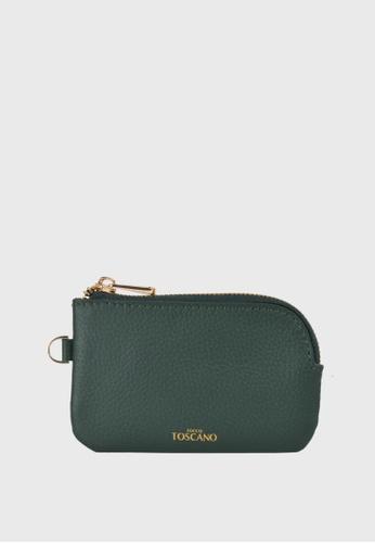 Tocco Toscano green Aimee Coin Pouch (Green) 18524AC79BA70DGS_1