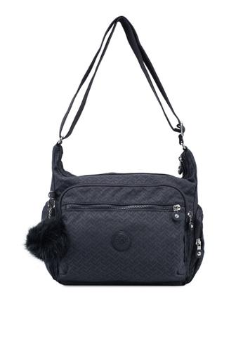 Kipling black Gabbie Sling Bag 249D5AC98D4AF9GS_1