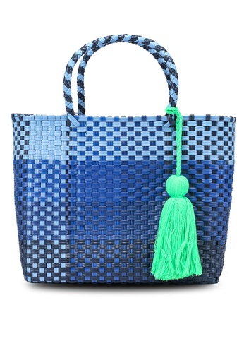 niko and ... blue Basket Bag D74A4ACD4A7CDDGS_1