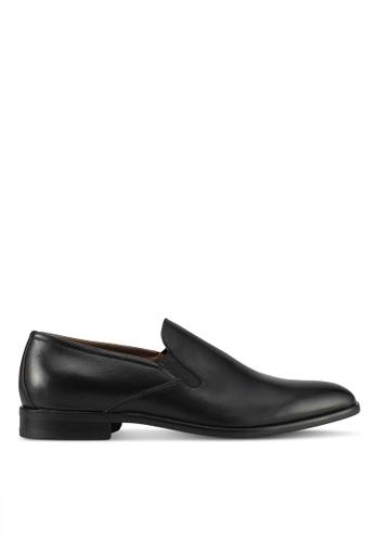 ALDO black Gunuert Loafers 9779ESHF380AA0GS_1