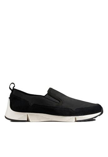 Clarks CLARKS Tri Storm Black Nubuck Men's Sport Shoes 4454FSH7AB3EFFGS_1