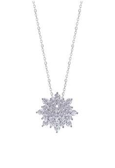 Celestial Silver Necklace