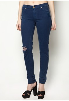 The Slim Cigarette Jeans
