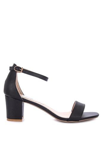 adadce9c122 Shop H2Ocean Faile Block Heel Sandals Online on ZALORA Philippines