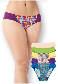 Avon Vanna 5In1 Panty Pack